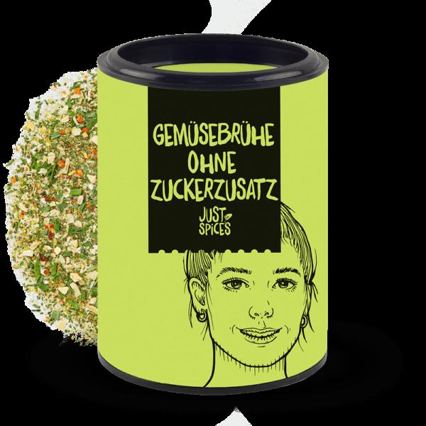 Just Spices Dose Gemüsebrühe 2021