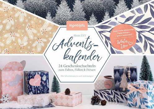 Mein Diy Adventskalender Winter Love