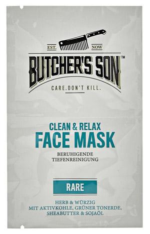 Butcher's Son Gesichtsmaske