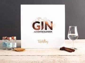 Gin Adventskalender Tastillery