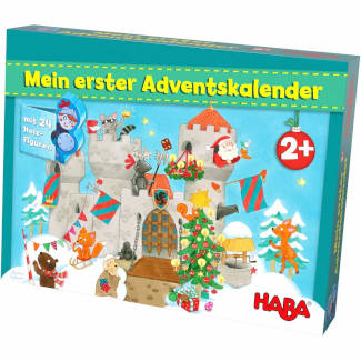 amazon Ritterburg Adventskalender Haba