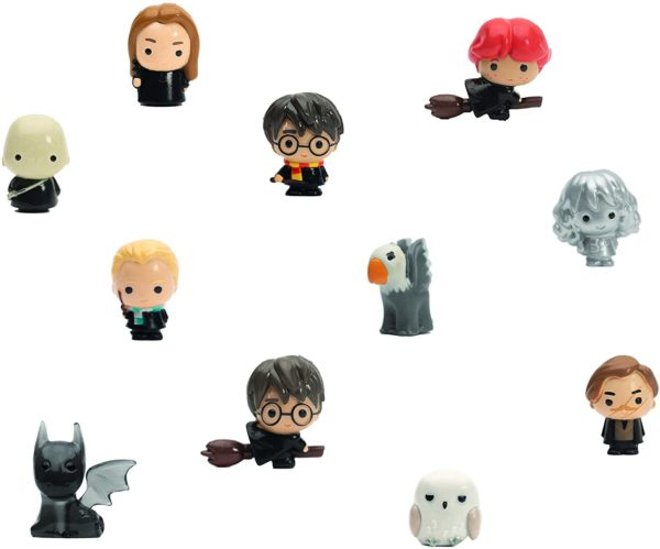 Inhalt Ooshies Harry Potter Adventskalender