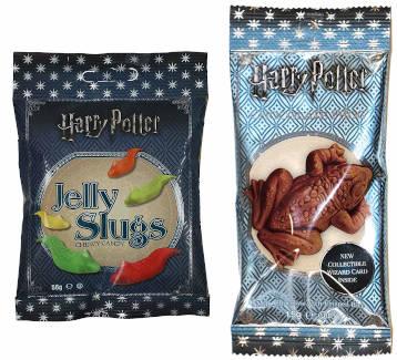 Füllideen Harry Potter Süßigkeiten Jelly Belly Slugs 2019