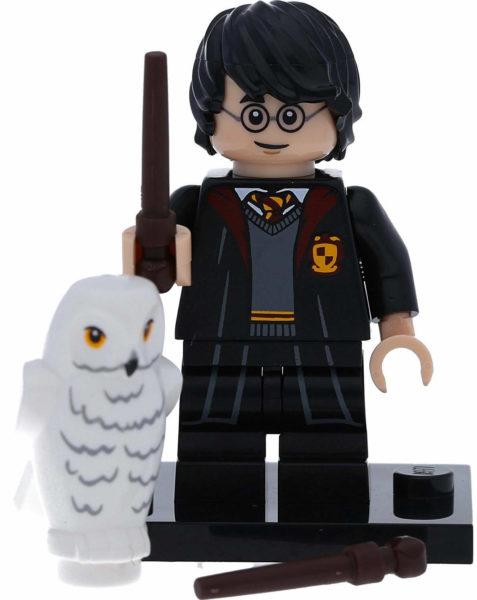 Füllideen Adventskalender 2019 Harry Potter Lego Figur