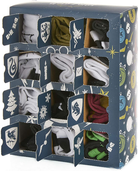 Inhalt HARRY POTTER SOCKEN