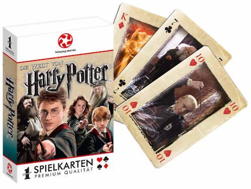 Harry Potter Kartenspiel Füllidee 2019