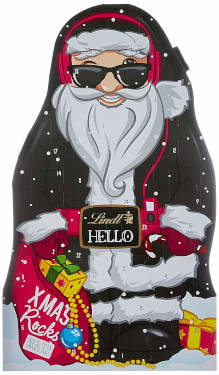 Hello Weihnachtsmann Kalender
