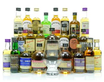 Whisky Premium Adventskalender 2017