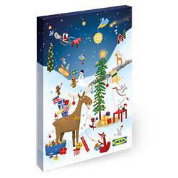 ikea adventskalender 2018 er ist da welche gewinne wo kaufen. Black Bedroom Furniture Sets. Home Design Ideas