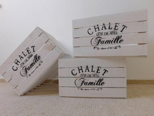 Kisten Chalet