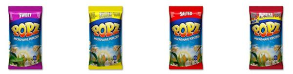 CHIO-Popcorn Adventskalender Inhalt