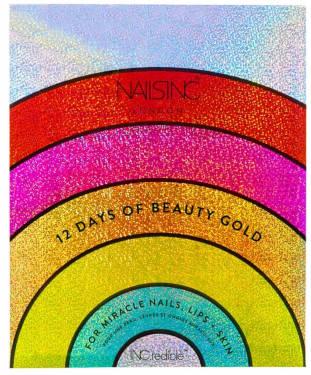 NailsInc Adventskalender 2018