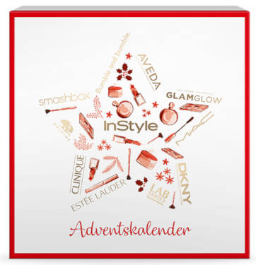 InStyle Beauty Adventskalender 2018