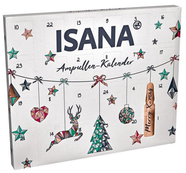 Isana Adventskalender 2018