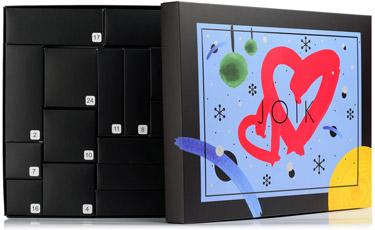 Joik Aventskalender 2018