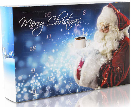 Kaffee C&T XL Adventskalender