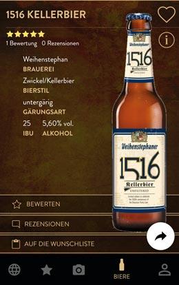 Kalea Bier App