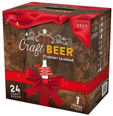 Kalea Craft Bier Adventskalender