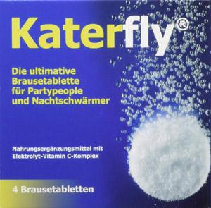 Katerfly Brausepulver