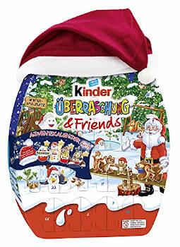 Kinder Überraschung & Friends Adventskalender 2019