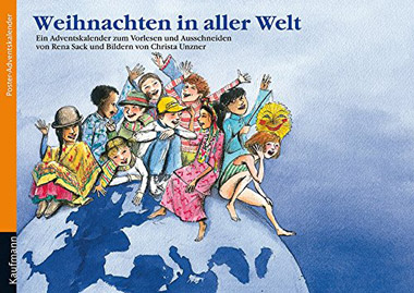 Kinderbuch Adventskalender 2017