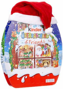 Kinder Überraschung Adventskalender