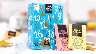 Just Spices Adventskalender 2018 - der Kleine