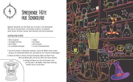 Kritzel-Kratzel Adventskalender: Harry Potter Inhalt 1