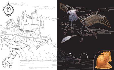 Kritzel-Kratzel Adventskalender: Harry Potter Inhalt 2