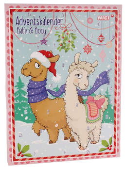 Nici 42465 La-Lama-Lounge Bath & Body 2019