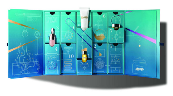 La Mer the 12 Days of glowing renewal collection Adventskalender 2019