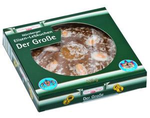 Lebkuchen Der Große Haeberlein Metzger
