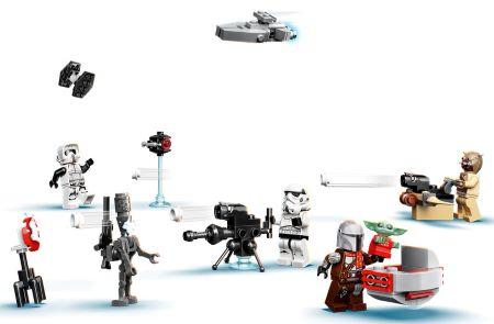 Lego Star Wars Adventskalender 2021 Inhalt 2