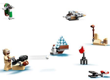 Lego Star Wars Adventskalender 2021 Inhalt 3