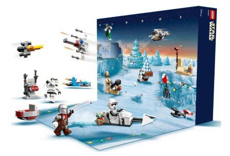 Lego Star Wars Adventskalender 2021 Inhalt 4