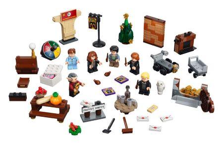 Lego Harry Potter Adventskalender 2021 Inhalt