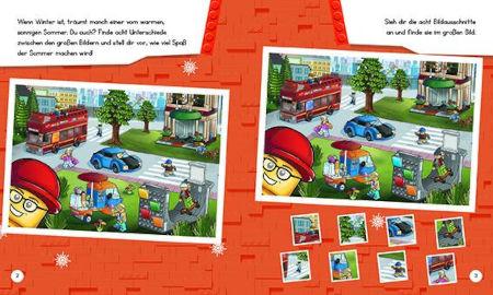 Lego Adventskalender: Mit 24 Rätselüberraschungen Inhalt 2
