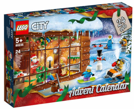 amazon LEGO City Advetskalender 2019