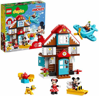 Lego Duplo Disney Mickys Ferienhaus
