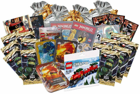 Lego Ninjago Adventskalender 2019 Do it yourself