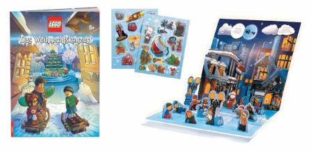 Lego Weihnachtsbox - 24 Tage Vorfreude Inhalt
