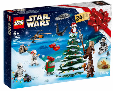 Star Wars Adventskalender 2019