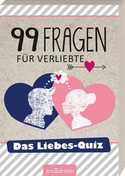 99 Fragen für Verliebte Liebes-Quiz