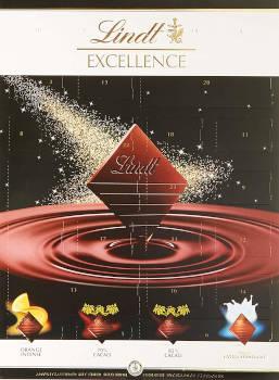 Schokolade Lindt Excellence Adventskalender 2019
