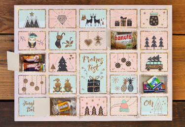 Mädchen Kalender