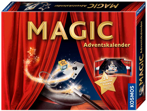 magic kosmos adventkalender 2019