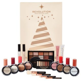 Makeup Revolution Adventskalender 2018 Inhalt