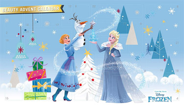 amazon Disney Frozen Beauty Adventskalender