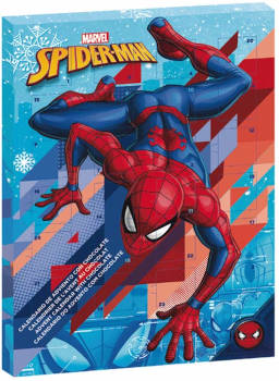 Marvel Spider Man Schokoladen Adventskalender 2019