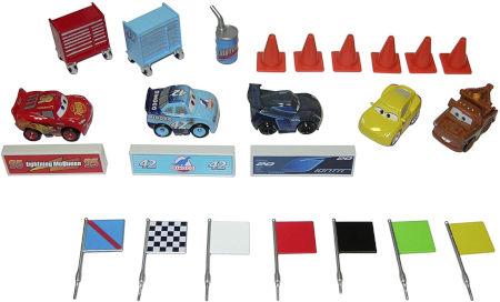 Inhalt disney cars adventskalender